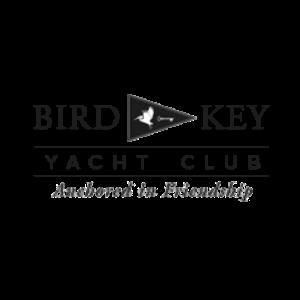 Bird Key Yacht Club logo