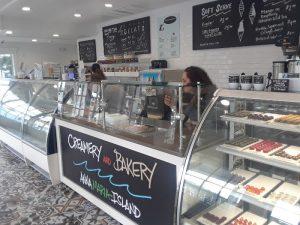 local Bradenton Beach creamery