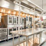 Metz Culinary center kitchen